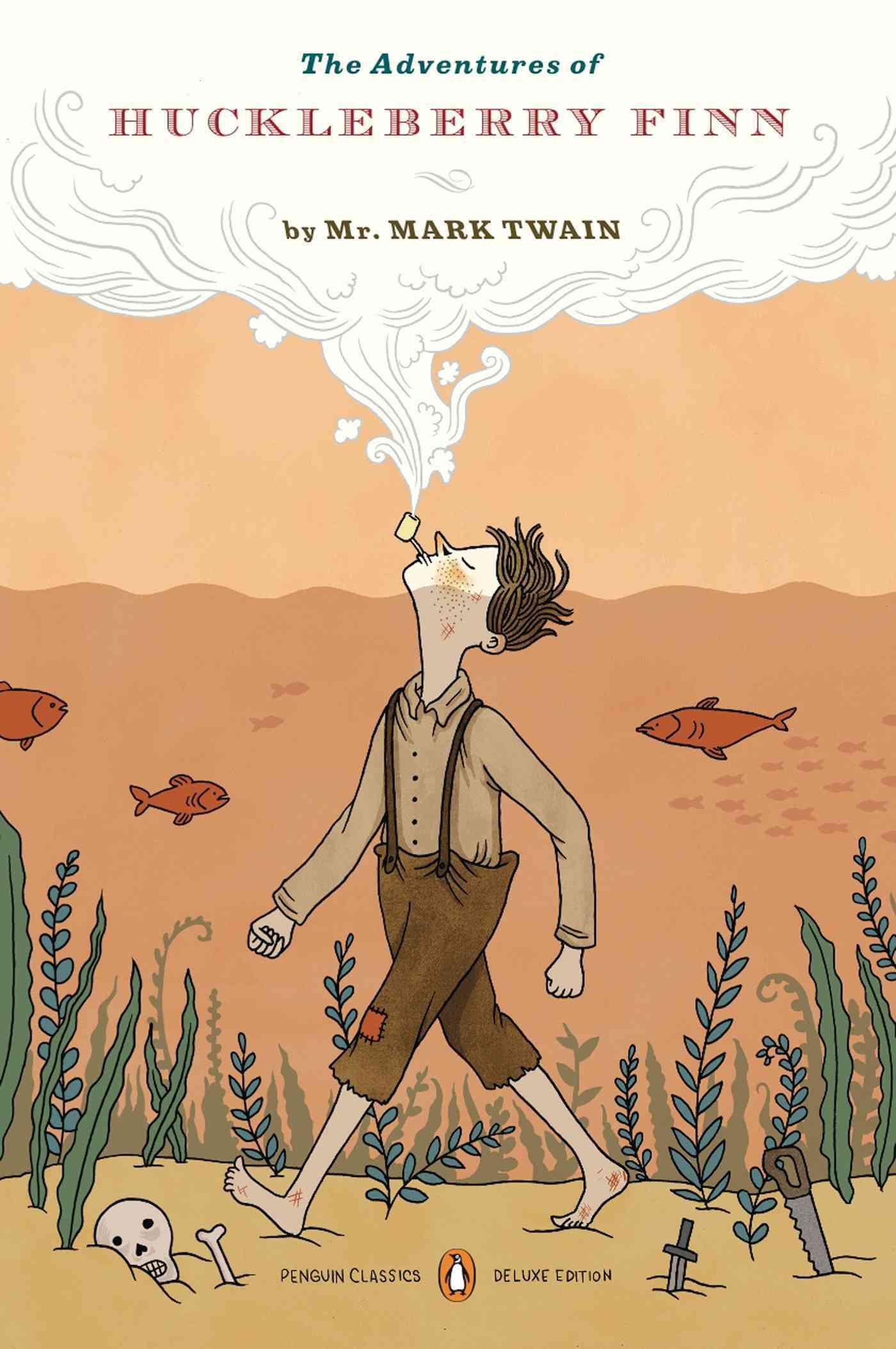 The Adventures of Huckleberry Finn By Twain, Mark/ Seelye, John (INT)/ Cardwell, Guy (CON)