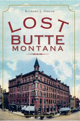 Lost Butte, Montana By Gibson, Richard I.