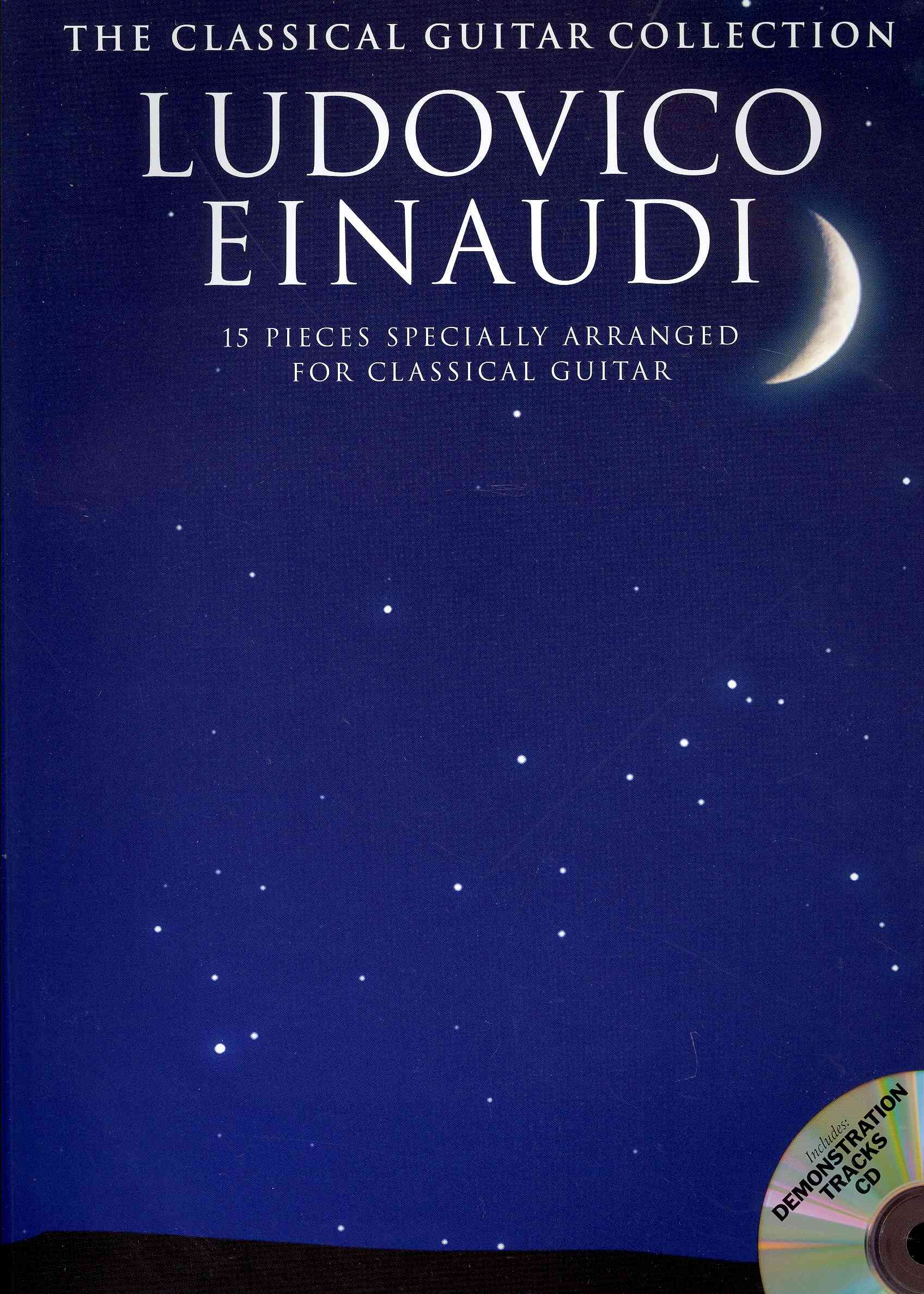 The Classical Guitar Collection By Einaudi, Ludovico (CRT)